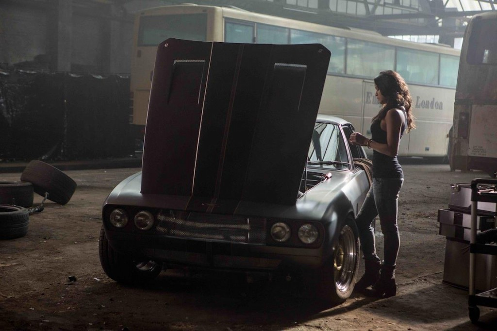 Official Line Up of Fast and Furious Cars 6 – Disc Brakes Australia