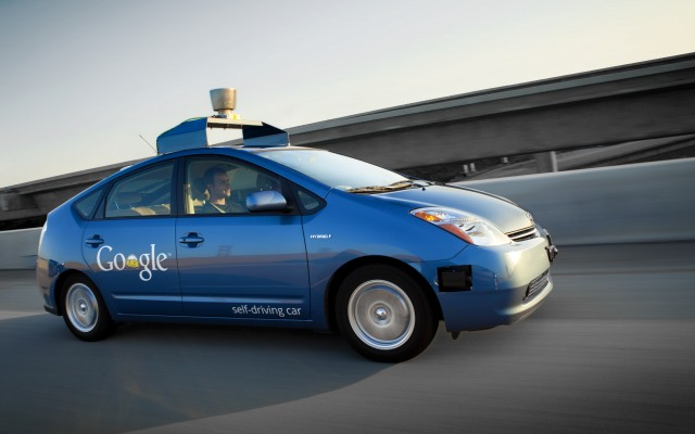 Help with research paper by google driverless car